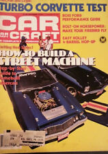 CAR CRAFT MAGAZINE NOVEMBER 1979  Boss Ford, Bolt on HP, 25th Nationals