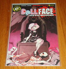 Dollface #1 Victoria Harris Limited Variant Edition 1st Print Action Lab