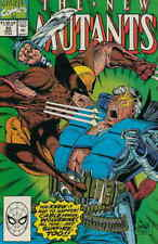 New Mutants, The #93 VF; Marvel | save on shipping - details inside