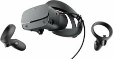 Oculus Rift S PC VR-Headset Virtual Reality Brille inkl. Controller Schwarz