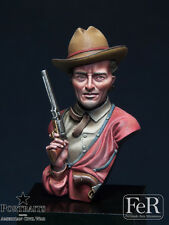 Fer Missouri irregular Quantrill'S pilotos 1/16th MINIBUST Kit Sin Pintar Resina