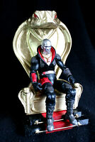 Gi Joe cobra 3d printed for cobra commander Destro /Serpentor for 6'' classified