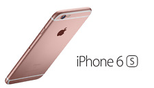 Apple iPhone 6S 64GB Rose Gold - GSM unlocked (AT&T T-Mobile) 4G LTE Smartphone