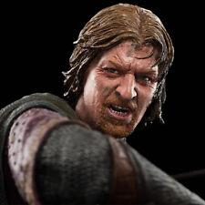 WETA LOTR Boromir at Amon Hen Statue Figure NEW SEALED