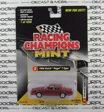 Racing Champions 1:64 Scale 2017 MINT Release1 Version C 1986 BUICK REGAL T-TYPE