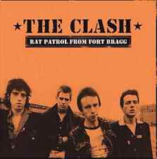 The Clash - Rat Patrol From Fort Bragg - NEW import 180g 2LP set COLORED vinyl!