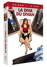 La Diva du Divan - L'intégrale Saison 1 COFFRET 3 DVD  - Neuf
