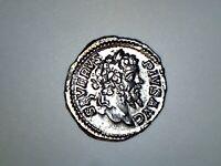 Septimius Severus, 193–211 AD, AR Denarius - Jupiter. EXCELLENT COIN!