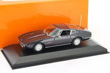 Maserati Ghibli Coupe año de fabricación 1969 marrón metalizado 1:43 Minichamps