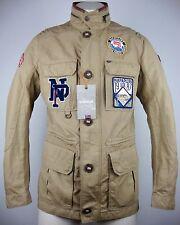 NAPAPIJRI AMELY Fieldjacket Jacket Feldjacke Blouson Gr.M Beige NEU mit ETIKETT