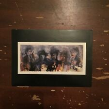 Charlie Emmert The Unidentified Artist Lasansky Gallery Advertising Art Card
