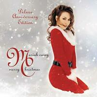 Mariah Carey - Merry Christmas Deluxe Anniversary Edition (NEW 2CD)