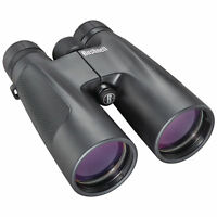 Bushnell 151050 Powerview Roof Prism System 10x 50mm Hunting Binoculars, Black