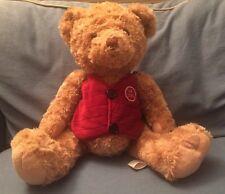I AM LOVED Teddy Bear Helzberg Diamonds Valentines Day Bag Backpack Gift Holder