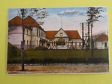 Ansichtskarten aus den ehemaligen deutschen Gebieten für Eisenbahn & Bahnhof