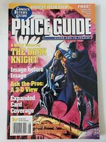 COMICS BUYER'S GUIDE PRICE GUIDE August 1993 MIKE MANLEY BATMAN KNIGHTFALL COVER