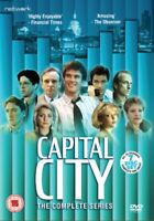 Neuf Capital City Série 1 Pour 2 Complet Collection DVD