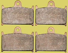 Suzuki GSF1200 Bandit front brake pads FA145 type (1996-2000) 2 sets sintered HH
