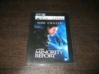 Minority Report DVD Tom Cruise Colin Farrell Sigillata Nuovo