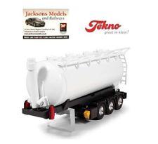 Tekno Contemporary Manufacture Diecast Trailers