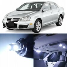 11 x Xenon White Interior LED Light Package For 2005-2010 Volkswagen VW Jetta