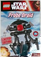 #911610 LEGO Star Wars Probe Droid limited edition build (very rare)