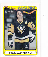 90/91 OPC...PAUL COFFEY...CARD # 116...PENGUINS...FREE CCOMBINED SHIPPING