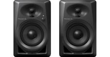 Pioneer DM-40 Coppia Diffusori Studio Monitor Attivi Compatti da 4 Pollici Nero