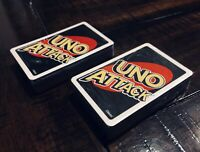 NEW Mattel UNO ATTACK Game Replacement Cards Factory Sealed Complete Original