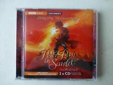 Peter Pan in Scarlet by Geraldine McCaughrean 2 x CD BBC Audio Dramatisation