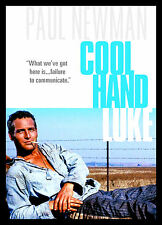 """Cool Hand Luke Paul Newman 6""""x8 Magnetic Movie Poster FRIDGE MAGNET"""