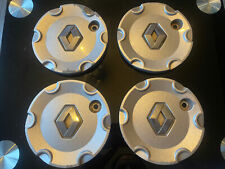 Renault Megane Scenic NERVASTELLA Alloy Wheel Centre Caps Full Set 8200 134 772