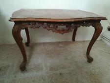 Tavolino in legno da caffè - da restauro
