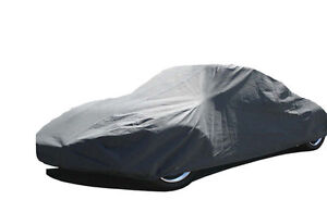 VW KARMANN GHIA DELUXE 4-LAYER CAR COVER W/ CABLE & LOCK AC100010G ALL YEARS