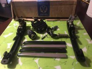 VW Golf/Jetta MK2 Genuine/OEM door Handle complete set with keys, NOS, Rare!!