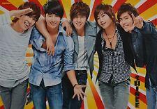 SHINEE - A3 Poster (ca. 42 x 28 cm) - Band K-Pop Clippings Fan Sammlung NEU