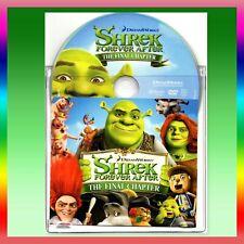 Shrek Forever After (DVD Disc & Wallet