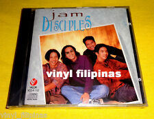 PHILIPPINES:JAM DISCIPLES - Jam Disciples CD ALBUM,OPM,RARE,SEALED,POP ROCK
