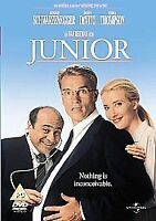 Junior [DVD] [1994], New, DVD, FREE & FAST Delivery