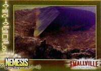 Smallville Season 4 Case Topper Card CL-1 Nemesis from Inkworks