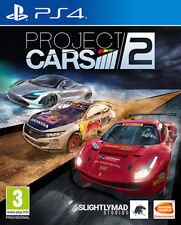 Project CARS 2 (Guida / Racing) PS4 Playstation 4 IT IMPORT NAMCO