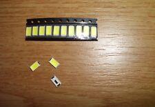 100 Stück LED SMD 5730 WEIß (25mA)