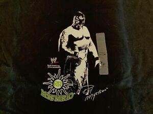 Rey Mysterio Jr. XXL 2XL T-Shirt Steve & Barry WWE WCW NXT AAA