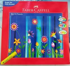 Faber-Castell Oil Pastels Set colour Crayons Painting Artist Sketch Drawing DIY