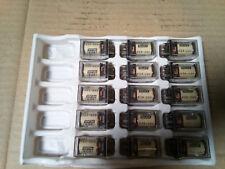 Lot de 15 mini relais 24V