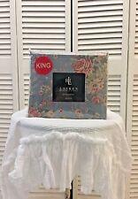 ~Vintage~ Ralph Lauren Shelter Island King Sheet Set