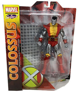 """Diamond Select Toys Marvel Select: Colossus 8"""" Action Figure New"""