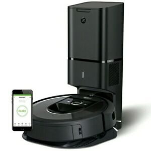 NEW iRobot Roomba i7+ i7550 Wi-Fi Connected Smart Robot Robotic Vacuum Cleaner