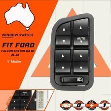 Master Power Window Switch for Ford Falcon XR6 XR8 BA BF 02~08 Illumination AU