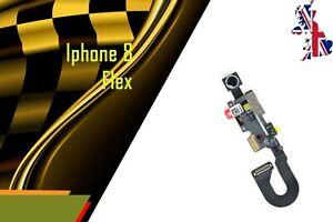 Original iPhone 8 Front Camera Face Time Mic Light Proximity Sensor Flex